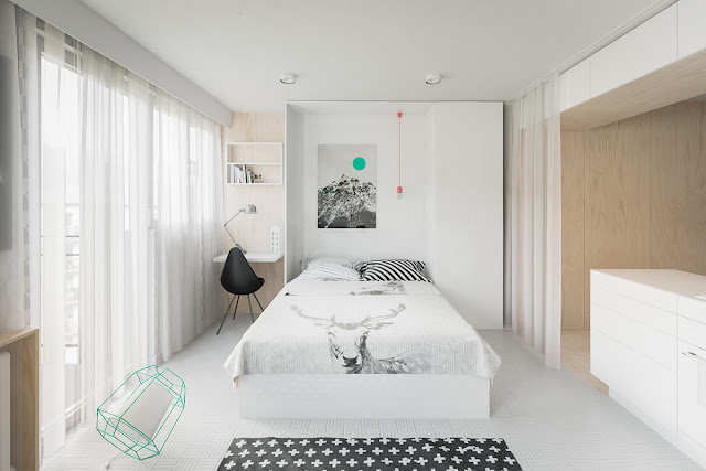 Gợi ý cách thiết kế nội thất chung cư nhỏ 2