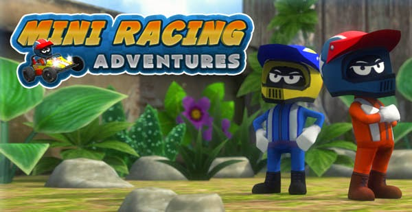 Mini Racing Adventure apk 1