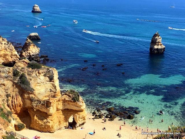 viajar al Algarve