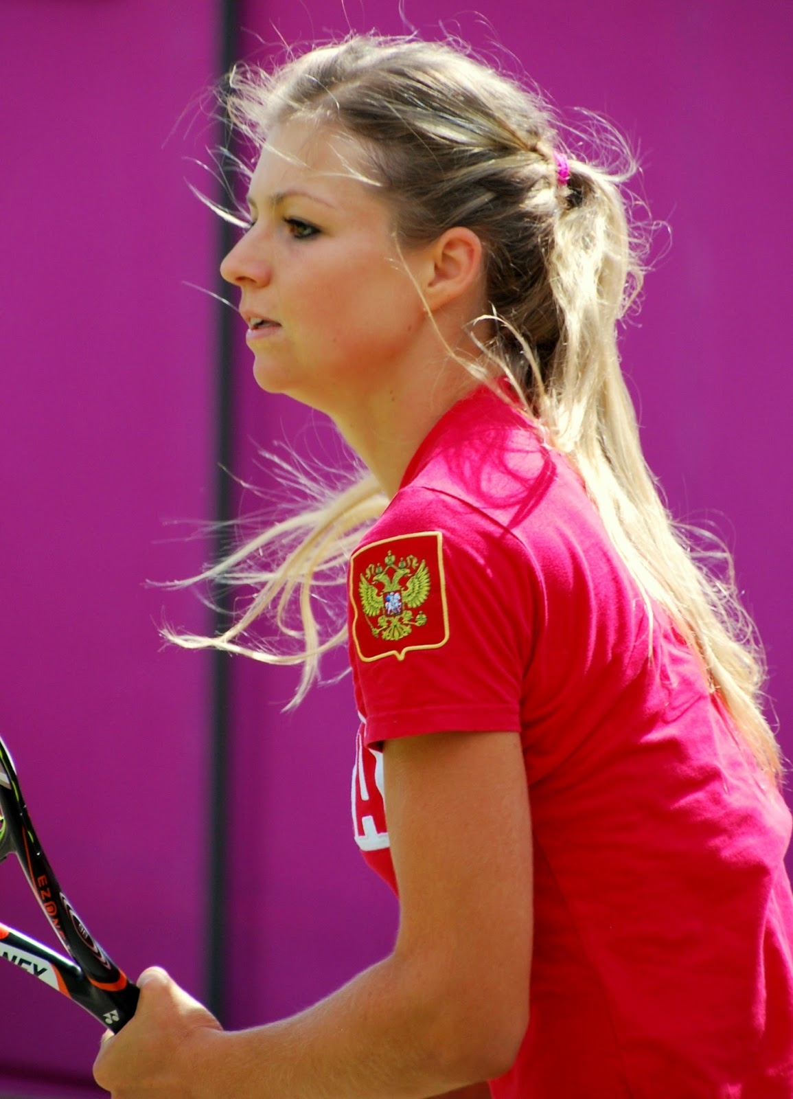 Top 10 Women Tennis Players With Hottest Body Wagz Hot