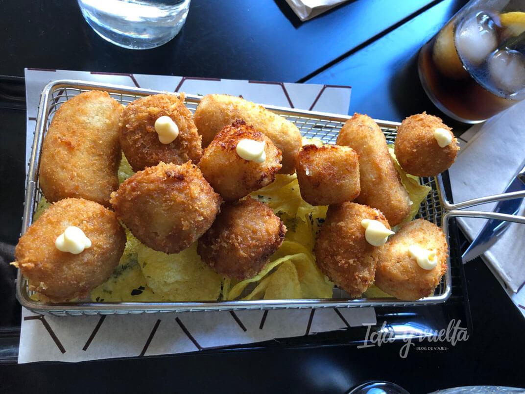 Comer en Antequera Tasca Frasquita