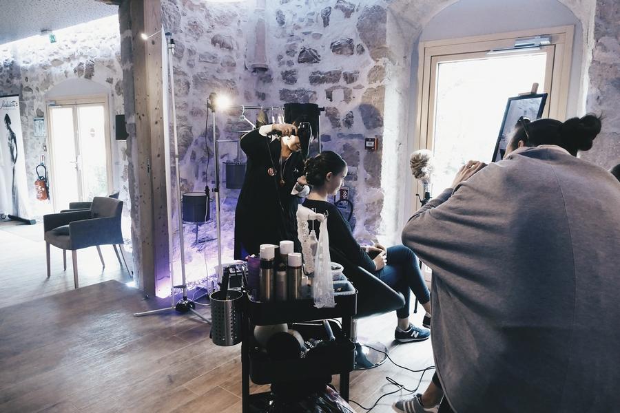 atelier coiffure salon du mariage