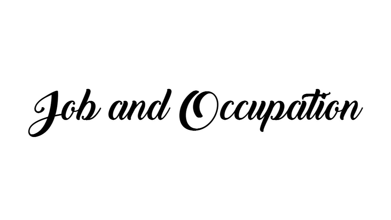 Materi Job And Occupation Beserta Daftar Kata Lengkap Dan Soal Latihannya Jagoan Bahasa Inggris