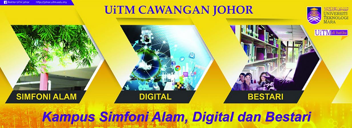 Senarai kursus ditawarkan UiTM Johor