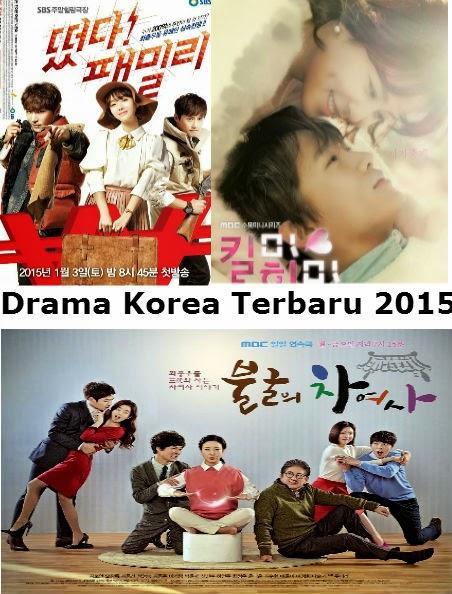 Daftar Drama Korea Terbaru 2015 yang Wajib Ditonton!
