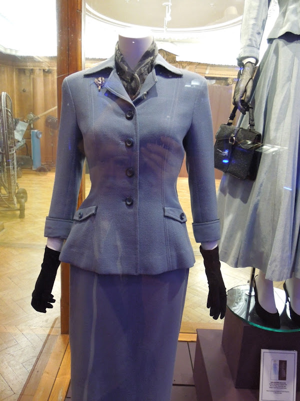 Iron Lady movie costume