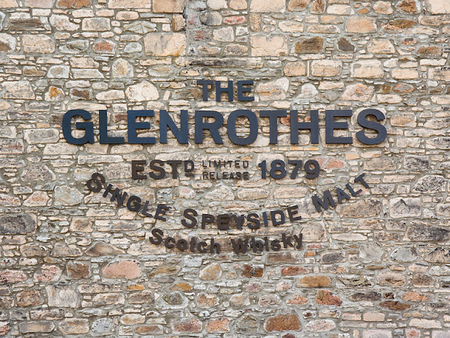 The Glenrothes Distillery