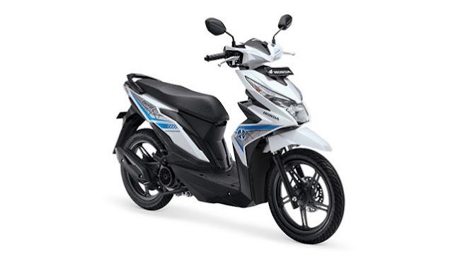 Sepeda Motor BeAT