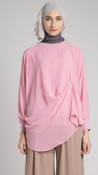 Contoh Koleksi Gambar Baju Muslim Wanita
