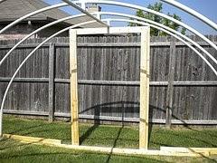 green house dari pipa pvc
