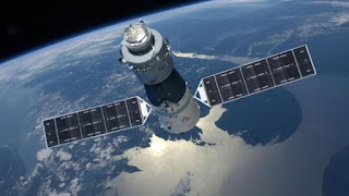 Crash time frame narrowed as Chinese space station Tiangong-1 falls to Earth