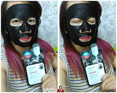 Review Masker Mediheal WHP White Hydrating