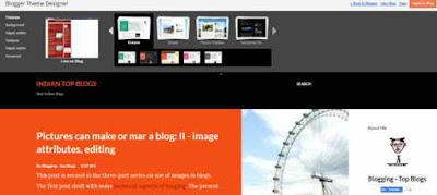 new-blog-theme