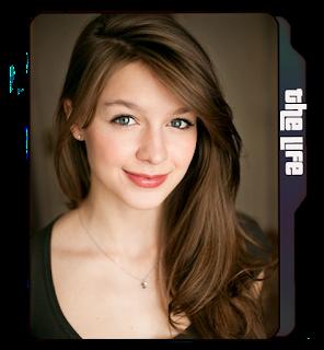 Cute Brunette Melissa Benoist folder icon, Melissa Benoist, Celebrity, Supergirl Melissa Benoist icons, model.