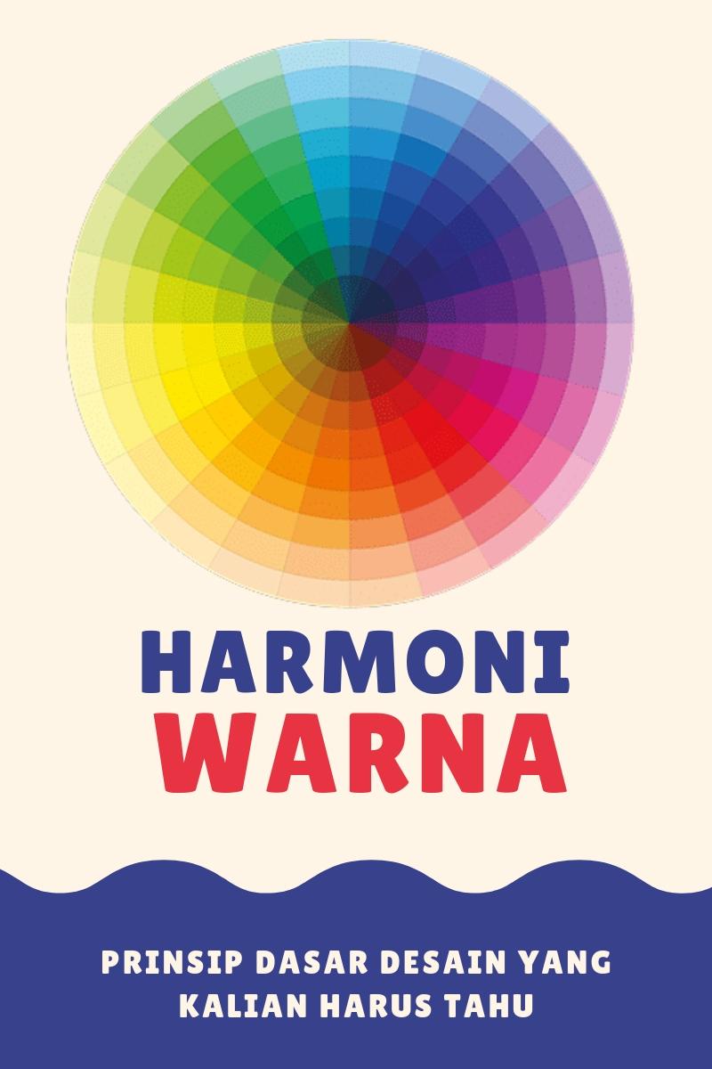 Lingkaran Warna : lingkaran, warna, Harmoni, Warna, Dasar, Pengetahuan, Desain, Harus, Arsitek, [kok], Ngeblog