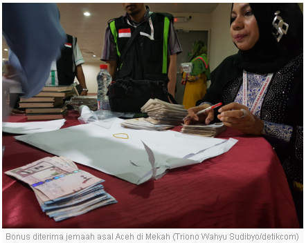 "Gara-Gara yang ""Dilakukan"" 200 Tahun Silam, Jemaah Haji Asal Aceh Selalu Diberikan ""Bonus"" di Tanah Suci Sejak 2006"
