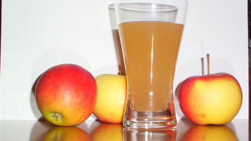 عصير التفاح عصير التفاح