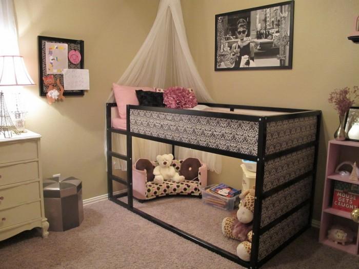 Hogares frescos 100 dise os de habitaciones para ni as - Disenos de cuartos ...