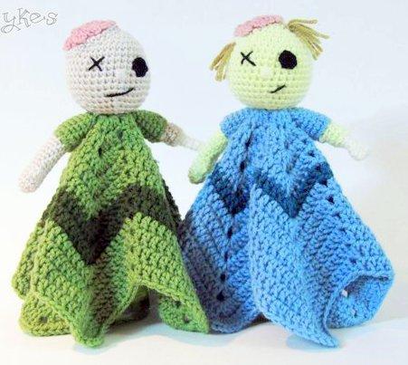 "Amigurumi – Minimee Crochet Zombie ""Ouk"" - premium & free patterns ...   403x451"