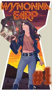 Wynonna Earp #1