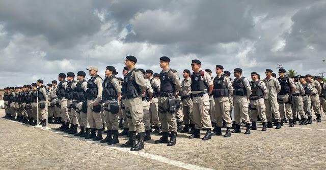 Concurso da Polícia Militar e Corpo de Bombeiros da Paraíba abre inscrições
