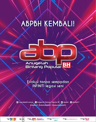 [ LIVE ] Anugerah Bintang Popular Berita Harian ABPBH 2018