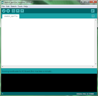 upload the bootloader on atmega328p