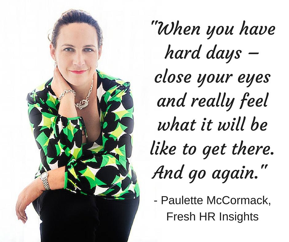 Mr Gift: Inspiring People: Paulette McCormack, Fresh HR Insights