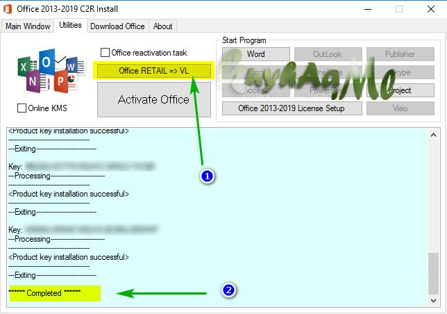 Microsoft Office Pro Plus 2019 Build 10730 Terbaru | kuyhAa