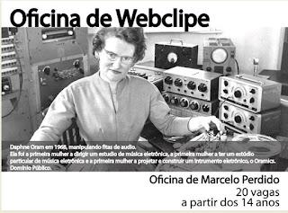 Cultura da Ilha e Pontos Mis abrem inscrições para Oficina de Webclipe