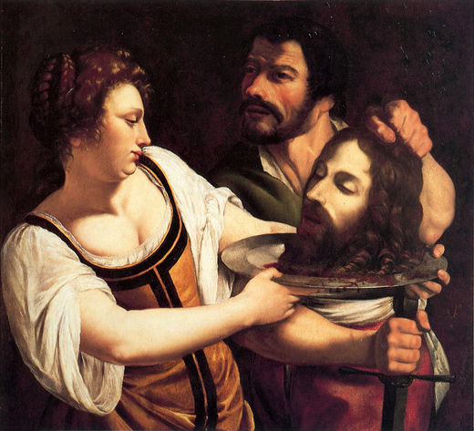 Artemisia Gentileschi ~ Baroque Era painter | Tutt'Art ...