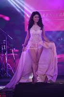 Manjari Phadnis Walks the Ramp At Designer Nidhi Munim Summer Collection Fashion Week (1).JPG