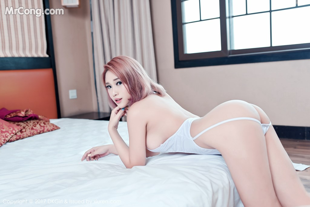 Image DKGirl-Vol.045-Meng-Bao-Er-BoA-MrCong.com-018 in post DKGirl Vol.045: Người mẫu Meng Bao Er (萌宝儿BoA) (56 ảnh)