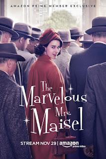 La maravillosa Sra. Maisel Temporada 2 audio español