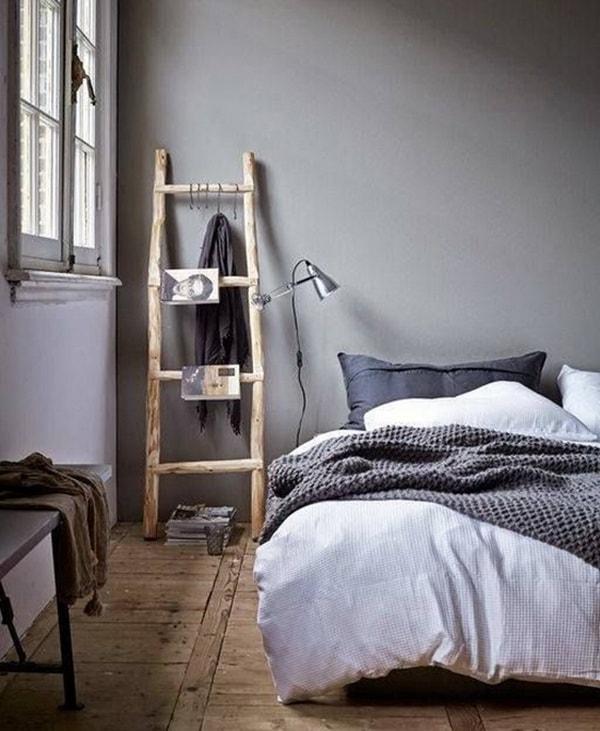 DIY Trending Decor - Amazing Decorating With Ladders 11