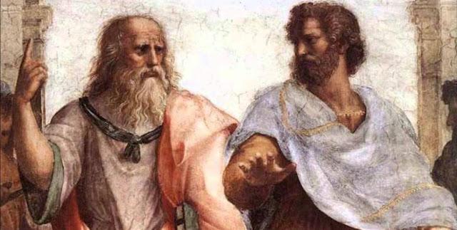 Aristoteles, Platon y las ideas juridicas