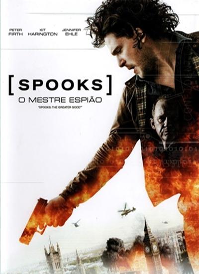 Baixar Spooks O Mestre Espião RMVB Dublado BDRip Torrent