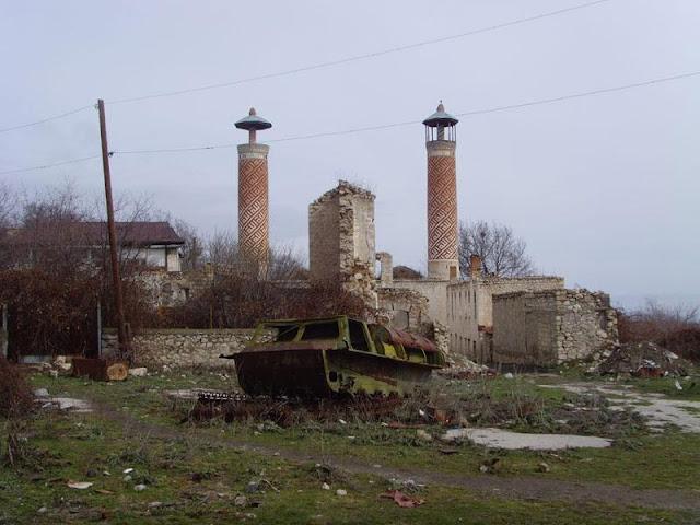 Ketika Masjid diubah jadi kandang babi: Peringatan 25 tahun penyerbuan kota Susha
