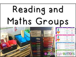 Reading and Maths Groups