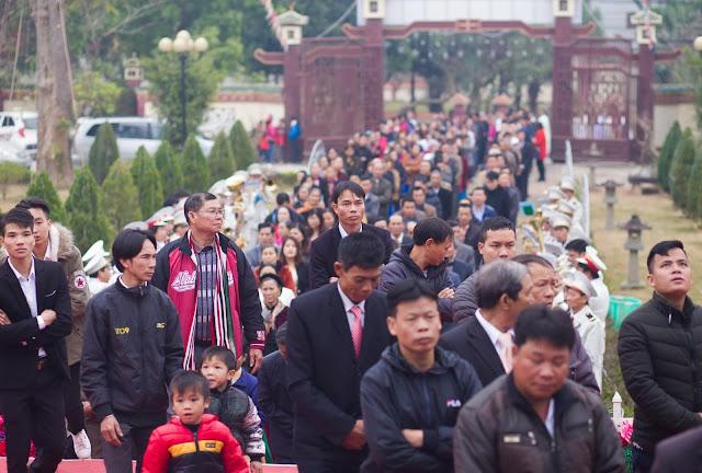 Lễ truyền chức Phó tế và Linh mục tại Giáo phận Lạng Sơn Cao Bằng 27.12.2017 - Ảnh minh hoạ 67