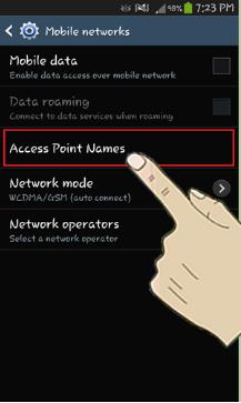 Cara Setting APN di Android Terbaru