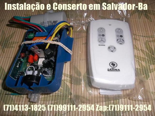 Como Configurar Controle Remoto de Ventilador de Teto