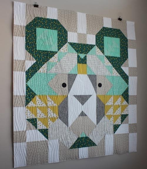 Big Sky Bear - Free Pattern