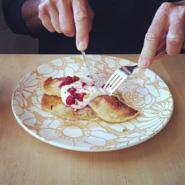 Smitten Kitchen Pancakes: Alice Bakes A Cake: Pancakes
