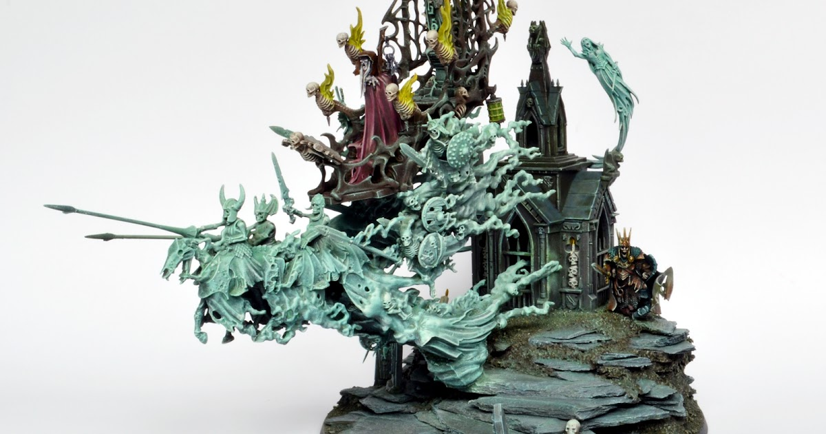 showcase deathmages mortis engine tale of painters. Black Bedroom Furniture Sets. Home Design Ideas