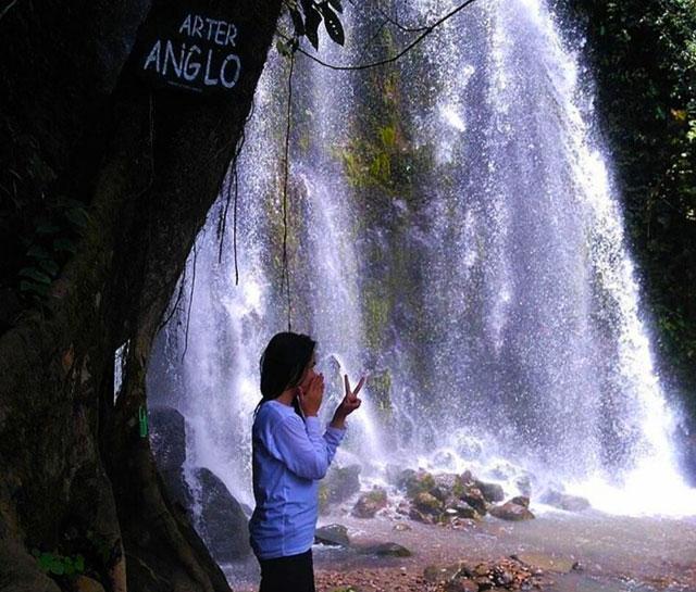 tips berwisata ke air terjun anglo, kaliawi, gunung rejo