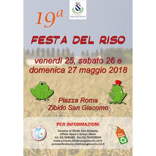 Festa del Riso e Mercatino Enogastronomico della Certosa