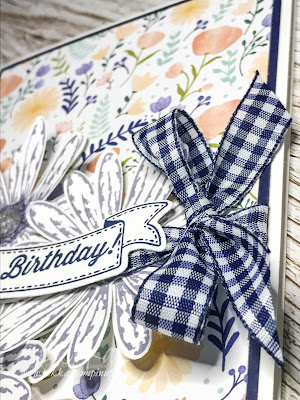 Stampin' Up! Daisy Delight Birthday Card and Sweet Flowers - Buy everything you need to make this project here