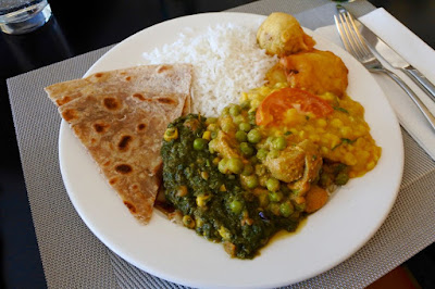 DSC 3120 Edinburgh restaurants: Kalpna, Vegetarian Indian