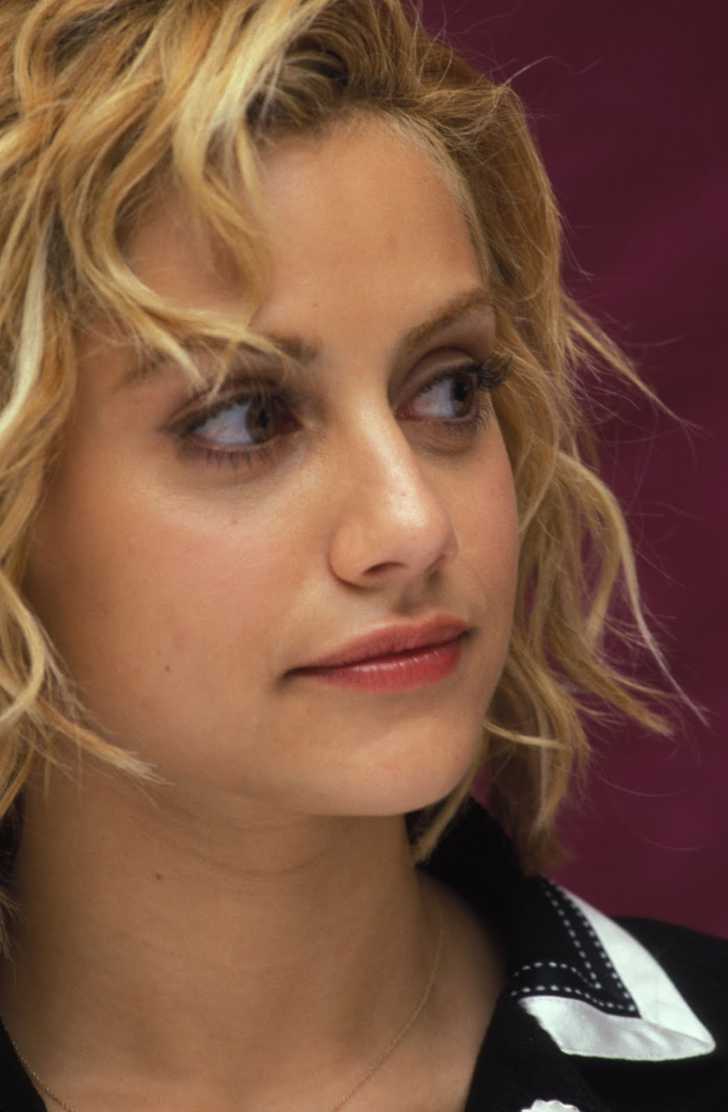 Hollywood Brittany Murphy Hot Sexy Spicy Bikini Unseen-4796